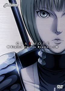 CLAYMORE Limited Edition Sequence.5 [DVD]