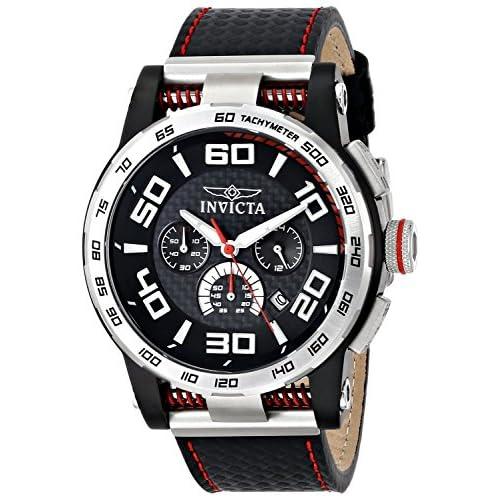 [インヴィクタ]Invicta 腕時計 S1 Rally Analog Display Japanese Quartz Black Watch 15903 メンズ [並行輸入品]