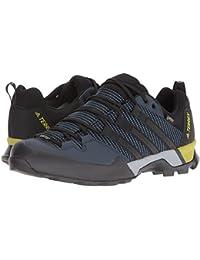 (アディダス) adidas メンズハイキング?アウトドア?トレールシューズ?靴 Terrex Scope GTX Core Blue/Black/EQT Yellow 12.5 (30.5cm) D - Medium