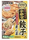 UHA味覚糖 Sozaiのまんま 餃子のまち宇都宮 餃子のまんま 袋26g ×6袋