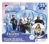 アナと雪の女王 フォームパズル