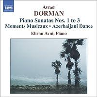 DORMAN:PIANO SONATAS