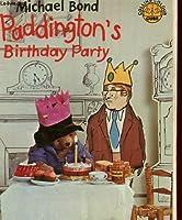 Paddington's Birthday Party (Colour Cubs S.)