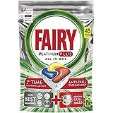 Fairy Platinum Plus Dishwasher Tablets Lemon 45 Tablets