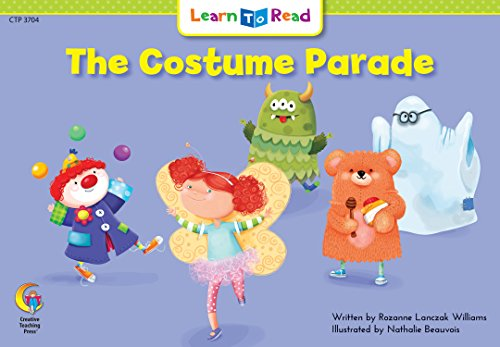 The Costume Parade (Math Learn to Read)の詳細を見る