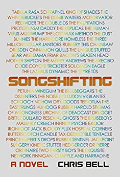 Songshifting by [Bell, Chris]