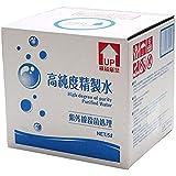 サンエイ化学 高純度精製水 純水 5L×1箱 コック付き 【スチーマー 加湿器 CPAP 呼吸器 美顔器 エステ 歯科】