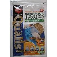 クオリス 小鳥のためのミックスシード 皮つき 1.8kg