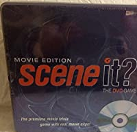 [スクリーンライフ]Screenlife Movie Edition Scene It? The DVD Game in a Collectible Tin Box by na [並行輸入品]