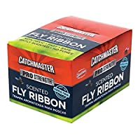 Catchmaster Scented Fly Ribbon (Bug and Fly Catcher) - 96 Count by HORSELOVERZ