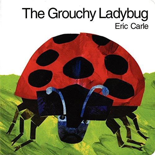 The Grouchy Ladybug Board Bookの詳細を見る
