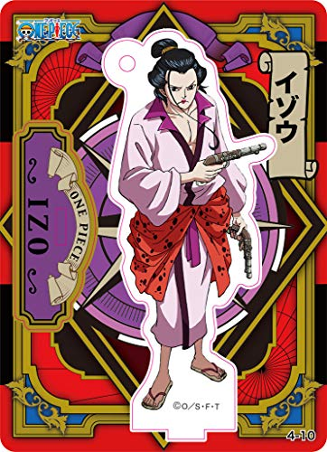 【イゾウ】 ワンピース アクリルdeカード 第4弾