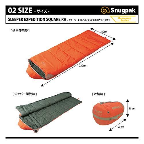 画像2: 【シュラフ(寝袋)のおすすめ・選び方】キャンプ初心者に最適なモデルはコレだ!