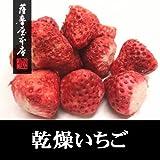 国産乾燥果実シリーズ 乾燥いちご 18g 国産原料100% 〜ニューフリーズドライ製法(特許取得)〜