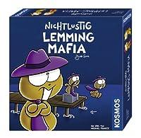 NichtLustig - Lemming-Mafia: Für 3-6 Spieler, Spieldauer ca. 20 Min