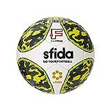 sfida(スフィーダ) フットサル ボール 4号(中学生以上)2019/2020 Fリーグ 公式試合球 JFA 検定球 インフィニート ネオ プロ INFINITO NEO PRO BSF-IN21 イエロー