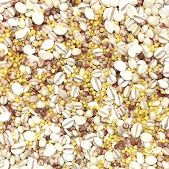 ブレンド十五穀米 - 国産 雑穀米 (1kg)