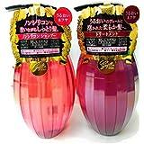 ギフト モイストシャンプー&モイストトリートメント ローズガーデンの香り 各500ml(ノンシリコン)