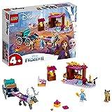 """レゴ(LEGO) ディズニープリンセス アナと雪の女王2""""エルサのワゴン・アドベンチャー"""