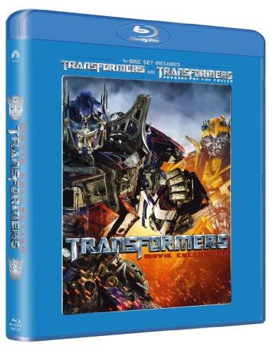 トランスフォーマー ブルーレイ ダブルパック [Blu-ray]の詳細を見る
