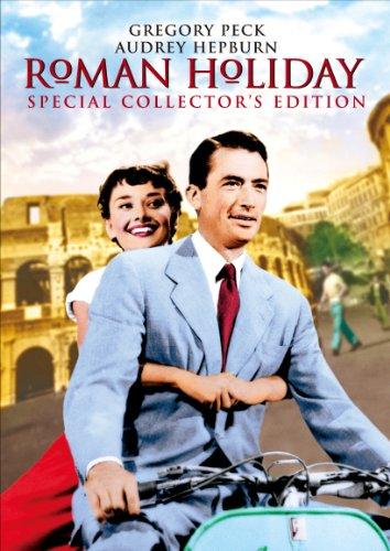 ローマの休日 製作50周年記念 デジタル・ニューマスター版 [DVD]の詳細を見る