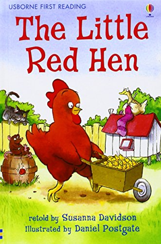 The Little Red Hen (2.3 First Reading Level Three (Red))の詳細を見る