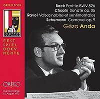 PARTITA BWV 826/SONATE