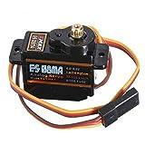 Emax ES08MA アナログ金属 メタルギア・デジタルマイクロ サーボ