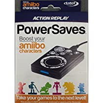 DATEL Action Replay Powersaves For Amiibo Character Boost And Cheats by Datel [並行輸入品]