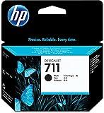 HP HP711インクカートリッジ ブラック80ml CZ133A