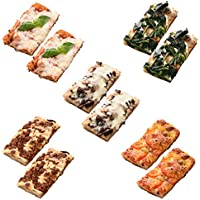 Pizza ar taio(ピッツァアルターイオ) 定番ピザ10枚セット 約14x7cm 5種各2枚入り
