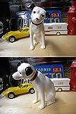 【正規ライセンス品】ビクター ニッパー犬 陶器置物 13cm/NIPPER ディスプレー