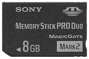 SONY メモリースティック Pro Duo Mark2 8GB MS-MT8G