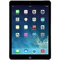 Apple iPad Air MD785LL/B 9.7-Inch 16GB Wi-Fi Tablet (Black with Space Gray) [並行輸入品]