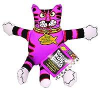 Fat Cat Squeak犬おもちゃTerrible Nasty Scaries Assortedスタイル