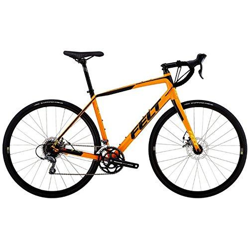 FELT(フェルト) ロードバイク VR60 マットオレンジ 470mm