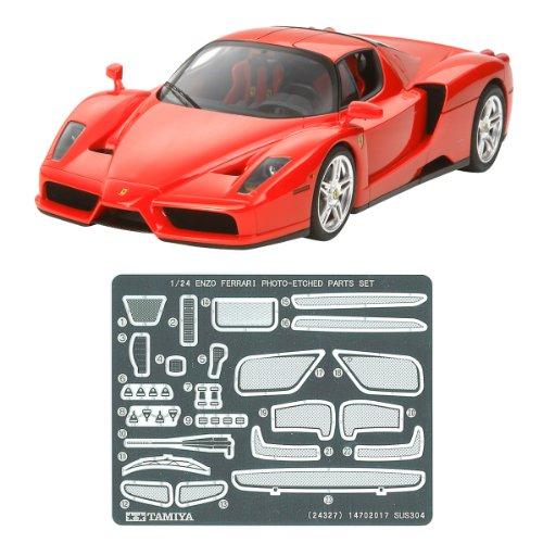 1/24 スポーツカーシリーズ No.327 エンツォ フェラーリ (エッチングパーツ付き) 24327
