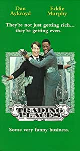 Trading Places [VHS] [Import]