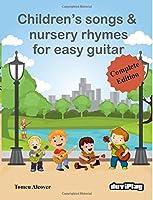 Children's Songs & Nursery Rhymes for Easy Guitar