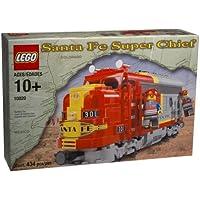 Lego (レゴ) 10020 Train Santa Fe Super Chief ブロック おもちゃ (並行輸入)