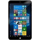 8インチ Windows8.1 with Bing タブレットPC ( Z3735F クアッドコア /メモリ 2GB /ストレージ 32GB / 8インチ IPS液晶 1280x800 / 無線LAN搭載 Bluetooth4.0 /前面・背面カメラ搭載)