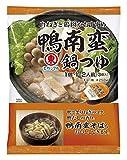 ヒガシマル醤油 鴨南蛮鍋つゆ 3P ×4袋