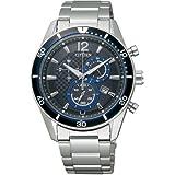 [シチズン]CITIZEN 腕時計 Citizen Collection シチズン コレクション Eco-Drive エコ・ドライブ クロノグラフ VO10-6741F メンズ