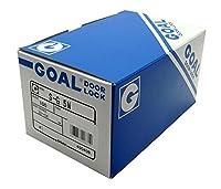 GOAL サッシ錠 1セット 3本キー S-G5N