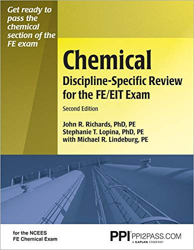 Download Chemical Discipline-Specific Review for the FE/EIT Exam 1591260671