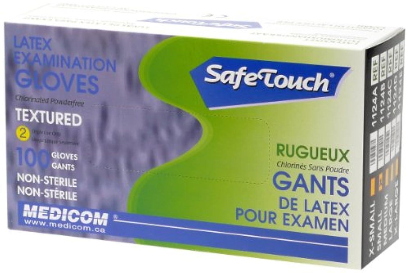 媒染剤急いで未払いセーフタッチラテックスグローブ パウダーフリーXS
