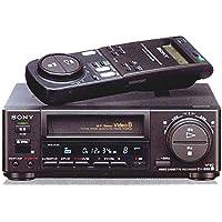 SONY ソニー EV-S55 ビデオカセットレコーダー Video8 小型タイプ(Hi8ビデオデッキ/Hi-8)