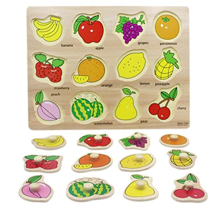 カラフルな木製パズル子供Preschool Jigsaw Toys free size