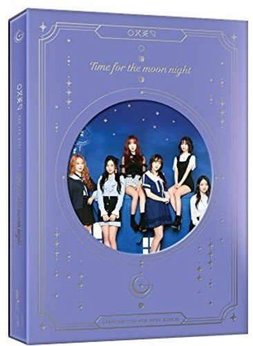 GFRIEND (ヨジャチング) 6thミニアルバム - Time for the moon night (Time Ver.)