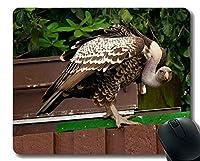 カスタマイズされたマウスパッド、野生の鳥滑り止めゴムベースマウスパッド